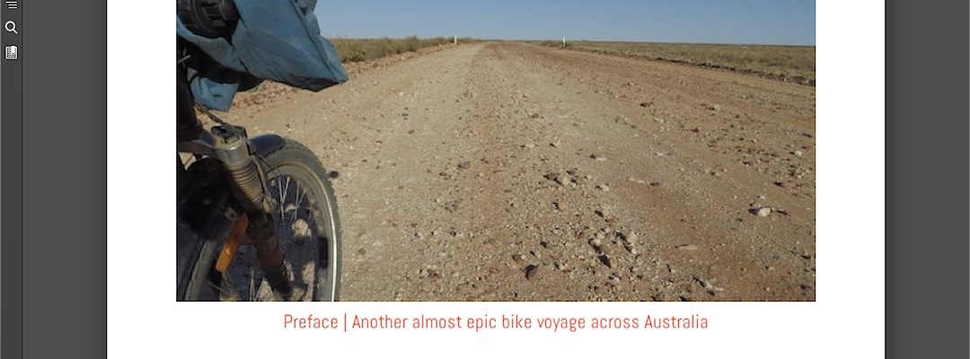 zzOz | zig zag across Australia, ebook image