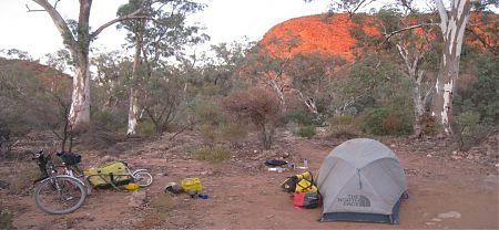 budget accommodation, Italowie Gorge, Flinders Ranges, South Australia