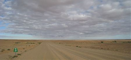 bike touring, Oodnadatta Track, South Australia