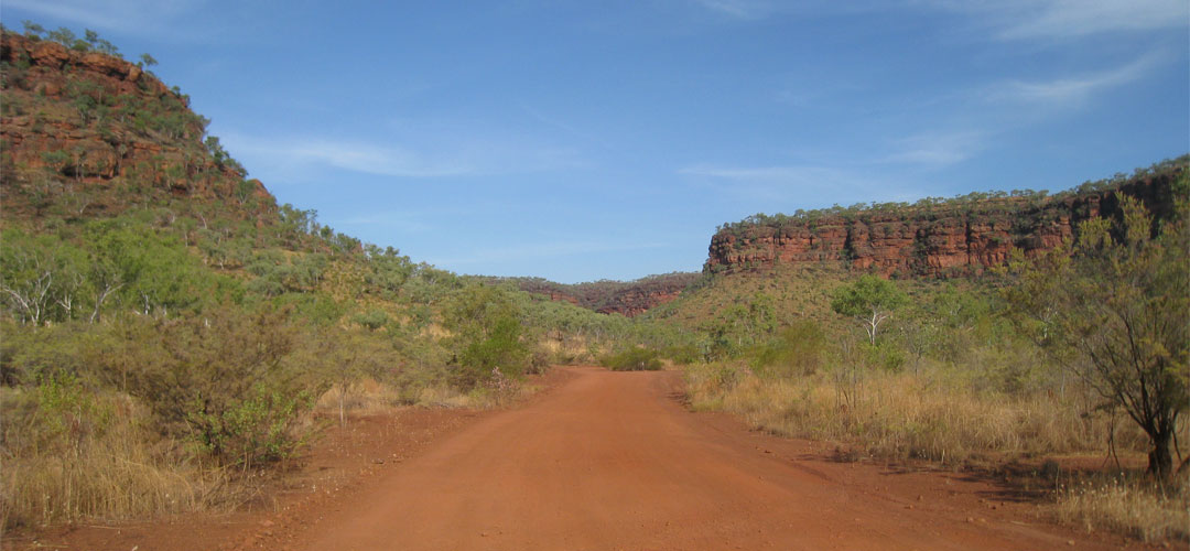 Joe Creek, Gregory National Park